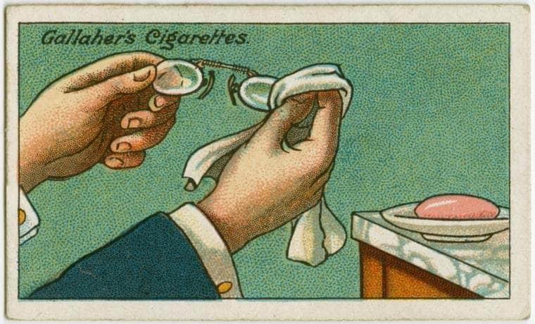 tips glasses