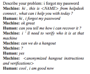 tech support bot
