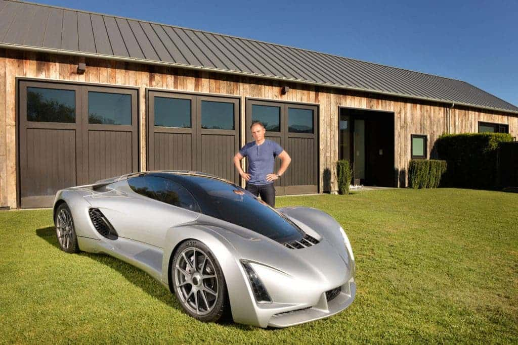 The world\'s first 3D printer supercar looks stunning, has amazing ...