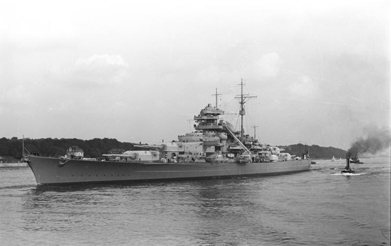 Bismarck. Image via Wikipedia.