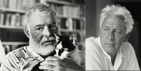 Hemingway vs Eastman