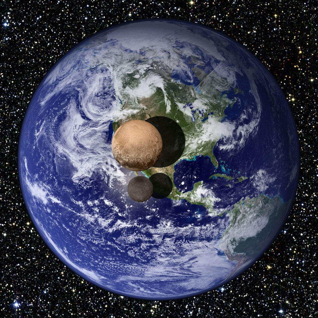 Charon Moon: New Horizons And Pluto: Everything You Wanted To Know
