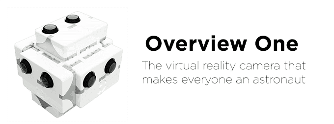 The Overview One, the camera that SpaceVR plans to sent to the ISS. Image via Kickstarter