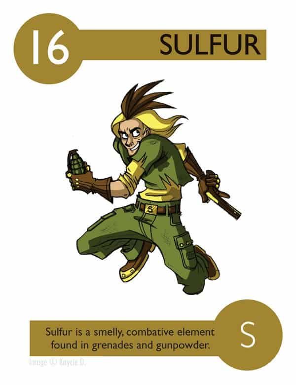 Sulfur
