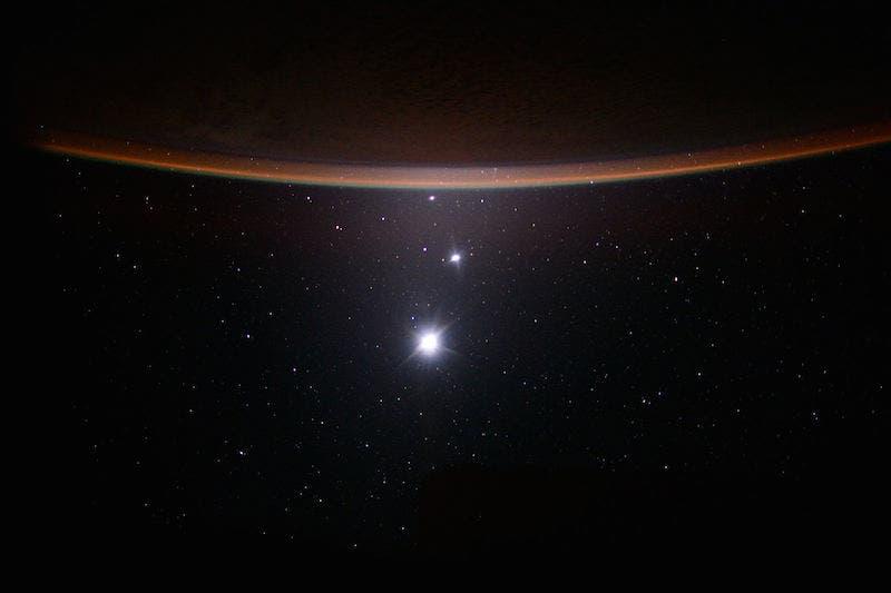 """""""""""Day 114. #Moon #Venus #Jupiter...#Earth """""""