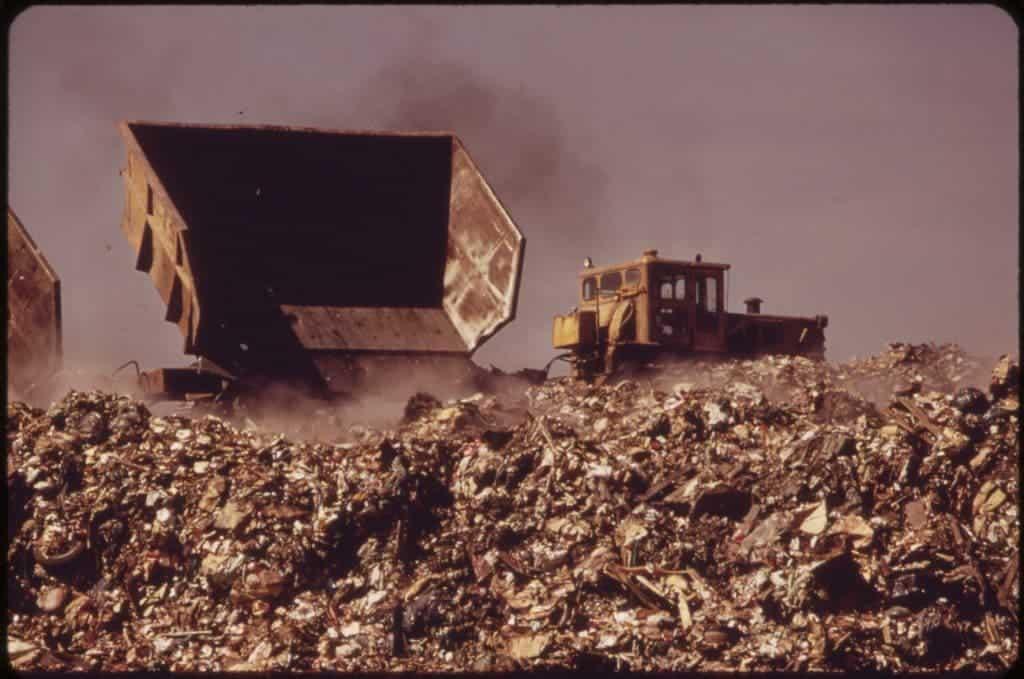Us Puts More Garbage Into Landfills Than Estimated