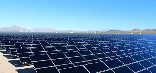 Copper Mountain 48 MW PV plant in Nevada. Image: PV Magazine