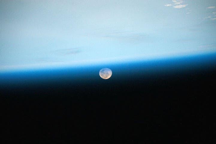"""Day 97. Good night, Moon."""