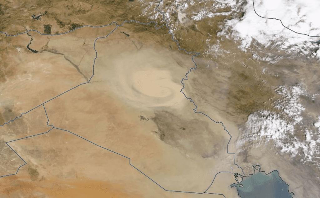 dust storms nasa - photo #5