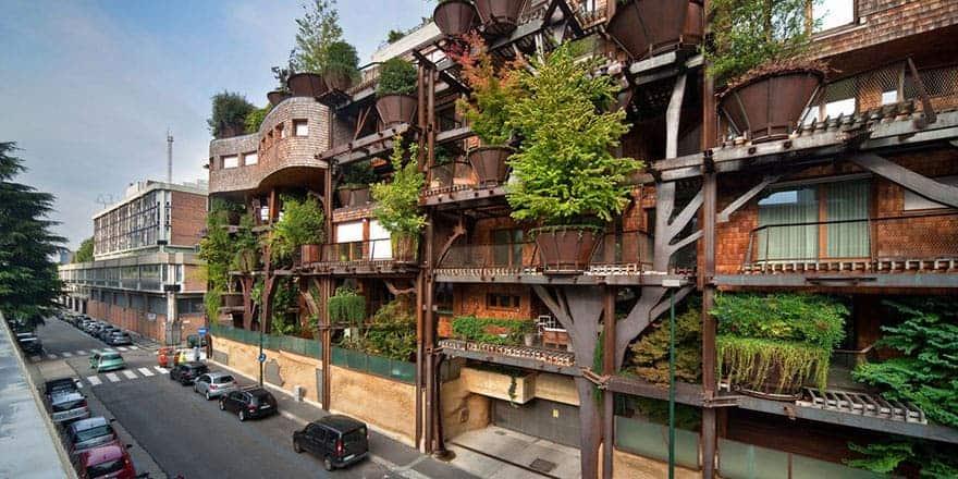 turin treehouse