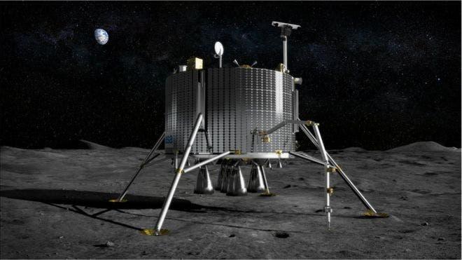 Luna 27. Image: ESA