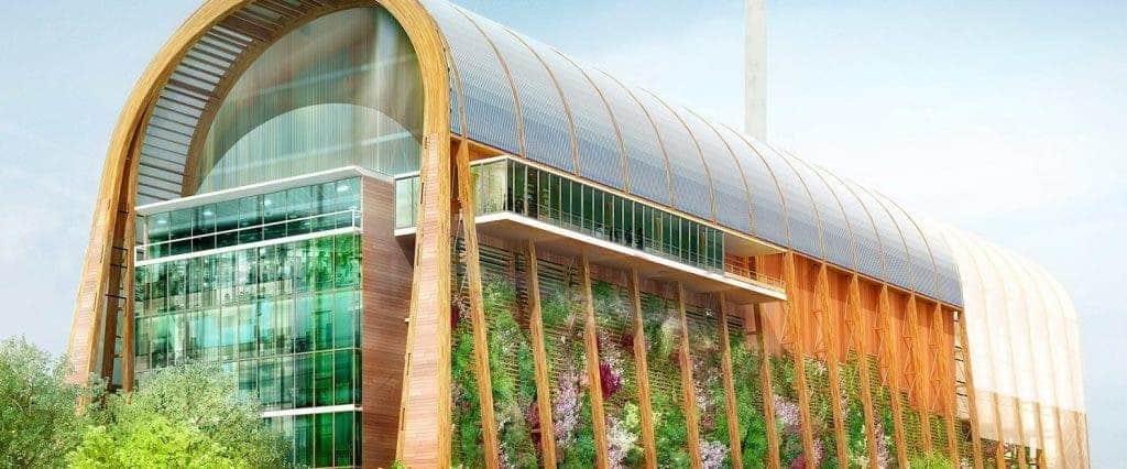 Britisth Bio-energy plant takes it to the next level
