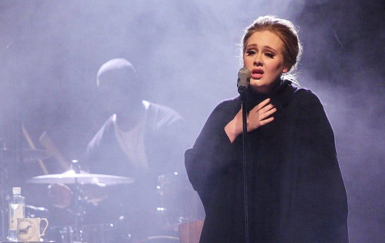 In 2011, singer Adele underwent microsurgery for a vocal cord polyp. (Malte Christians / EPA )