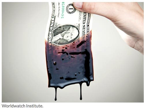 fossil fuel subsidies
