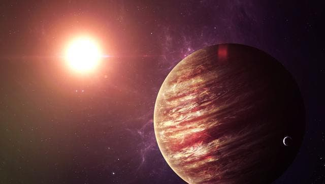 Jupiter May Have Ejected Solar System's Fifth Giant Planet. Image: U Toronto