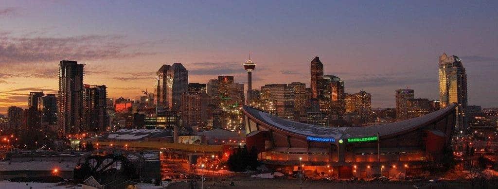 Calgary skyline. Image: Pixabay.