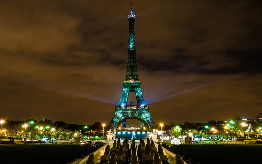 paris tower