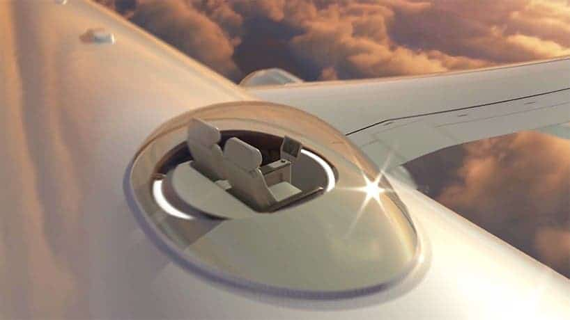 The seats can rotate to any direction you wish in a plane. (c) Windspeed