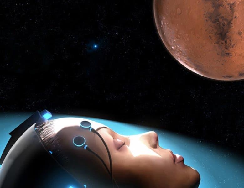 mars sleeping