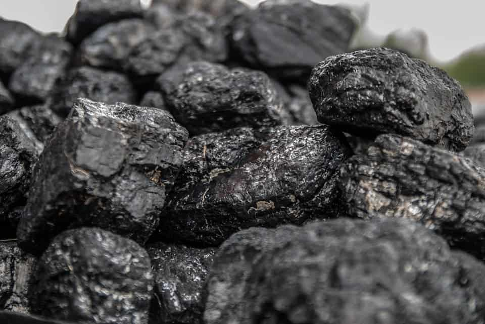 how is coal formed