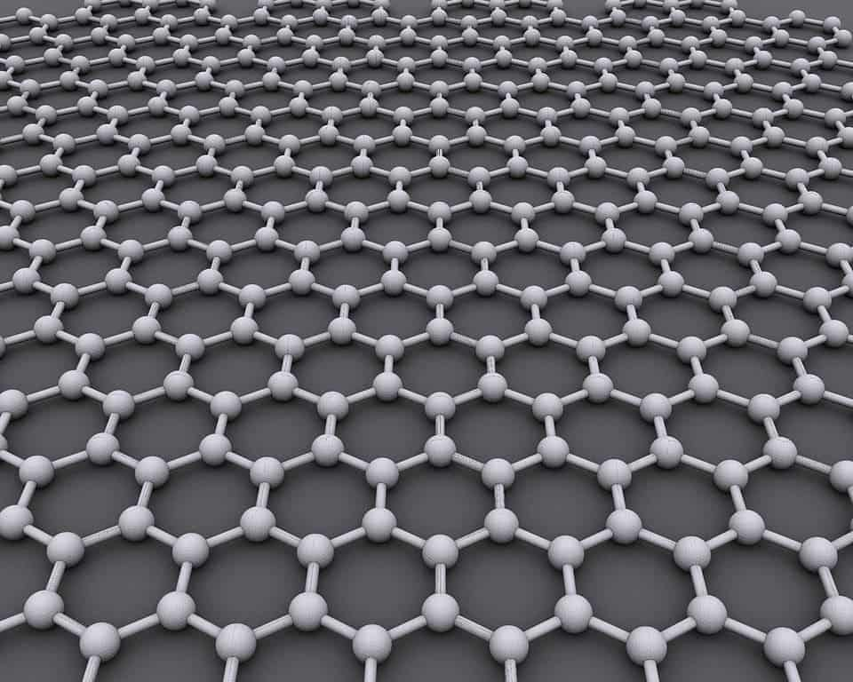 Graphene. Credit: Wikimedia Commons