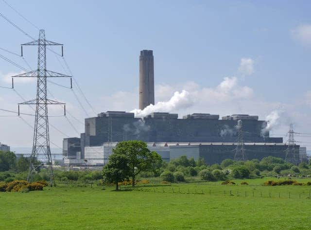 Longannet Power Station. Image: Alan Murray-Rust // licensed for re-use.