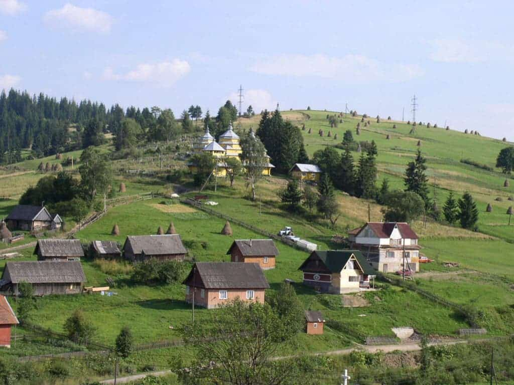 Small House Tour Celebrating Diversity Stunning Villages Around Europe