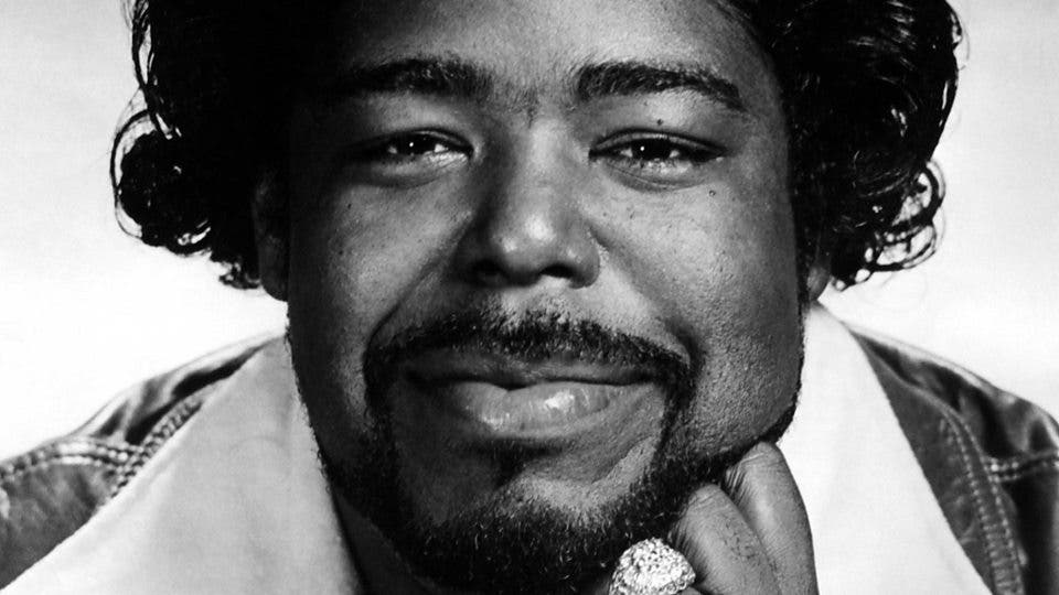 It doesn't get deeper than Barry White. Image: Wikimedia Commons
