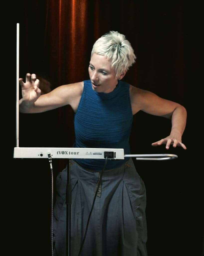 Theremin: the electronic instrument you play without