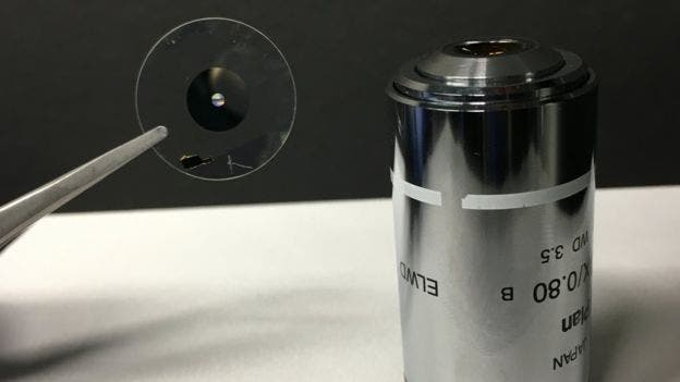 small lens