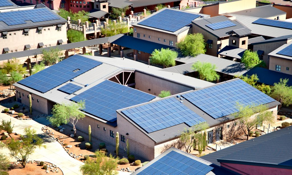 SolarCity stocks have fallen more than 50 percent this year. Image: GigaOm