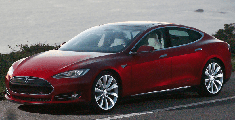 Tesla Model S. Credit: Wikipedia