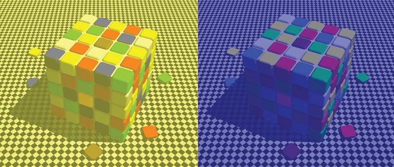rubick cube