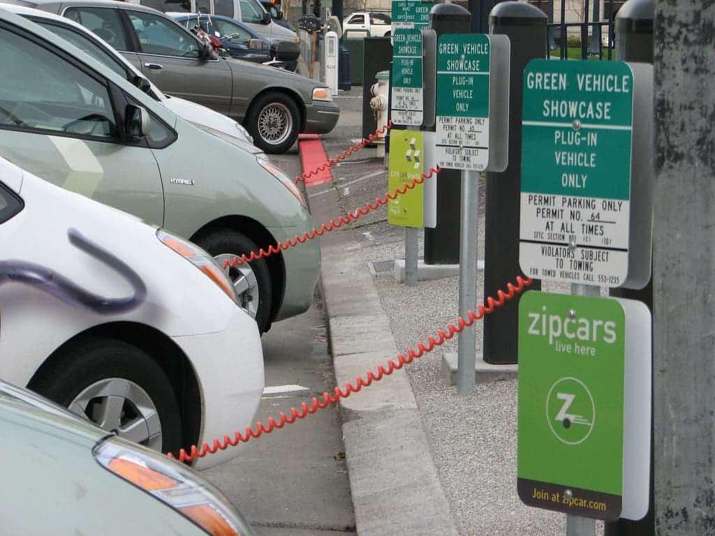 charging station EV