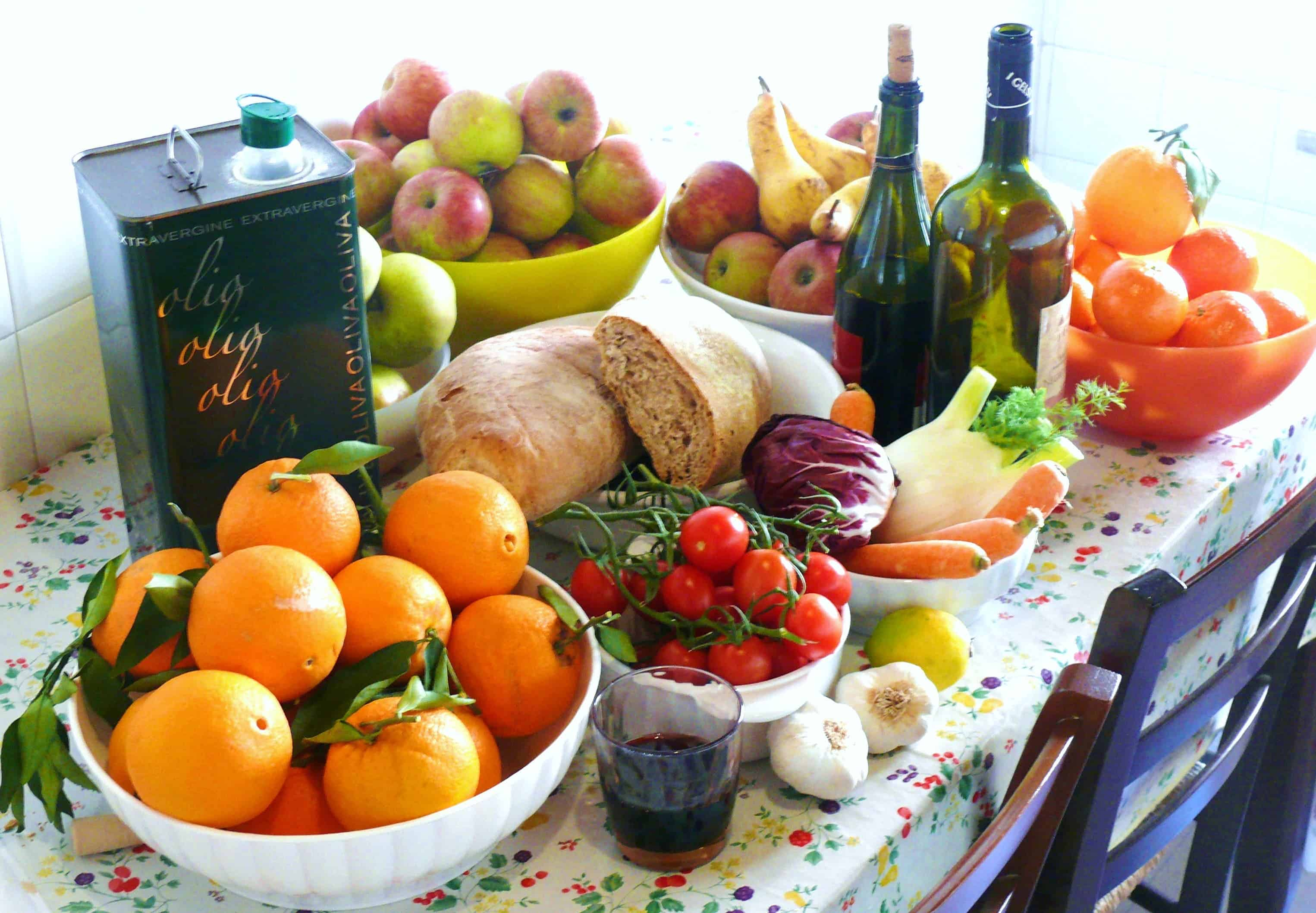 Want A Better Memory? Try Eating A Mediterranean Diet