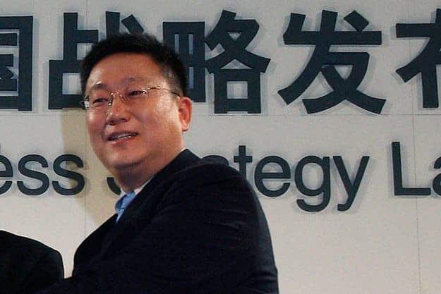Freeman Shen. Credit: svd.se