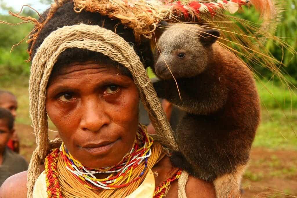 new guinea aborigens