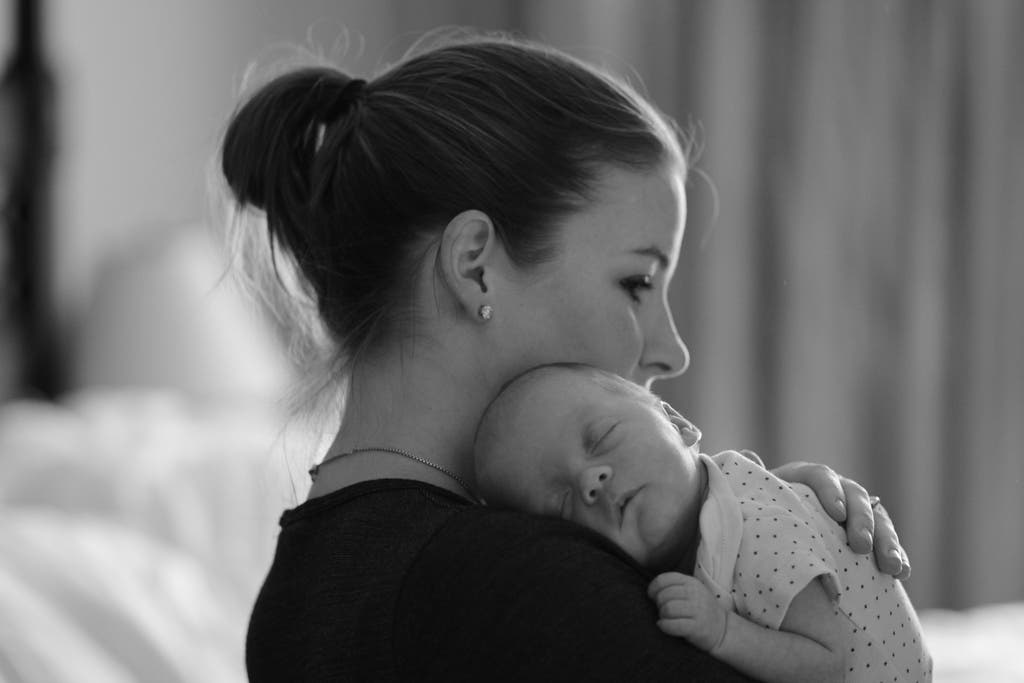 Moms Today Spend Twice As Much Time Caring For Their Kids Than In