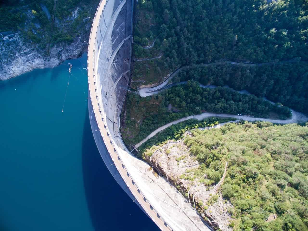 hydropower not that clean after all study finds reservoirs around