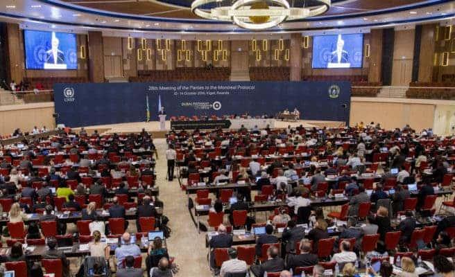 Kigali meeting