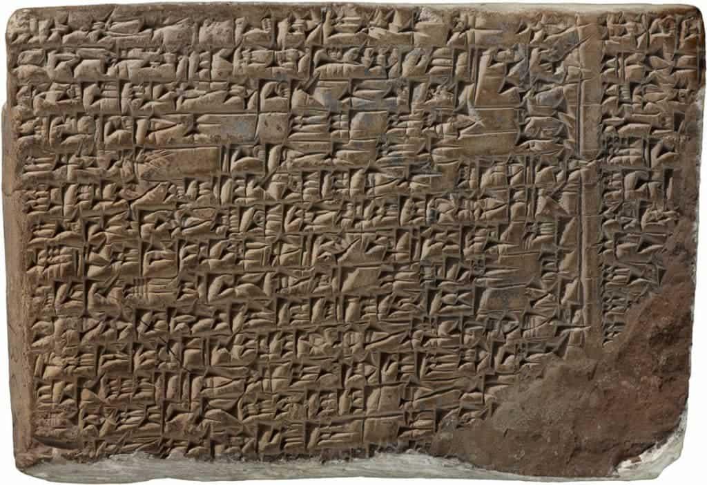 etana legend cuneiform