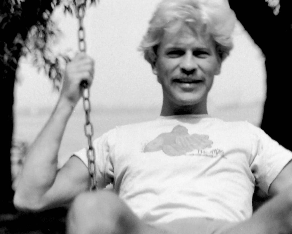 "Gaétan Dugas was wrongly labelled ""Patient Zero"" after he died in 1984. Photo: Rand Gaynor"