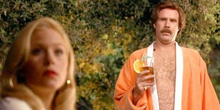 Credit: Anchorman, 2004