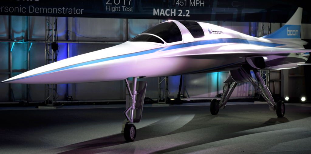 Sonic Hours Near Me >> Boom Supersonic XB-1 unveiled: the aircraft that will take ...