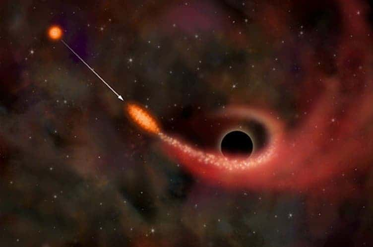 black hole chandra x ray - photo #29