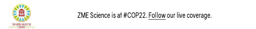 ZME Science coverage of COP22