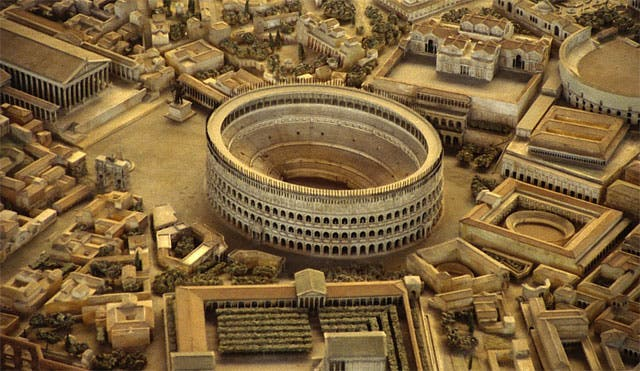 THE ANCIENT ROMAN CITY DOWNLOAD
