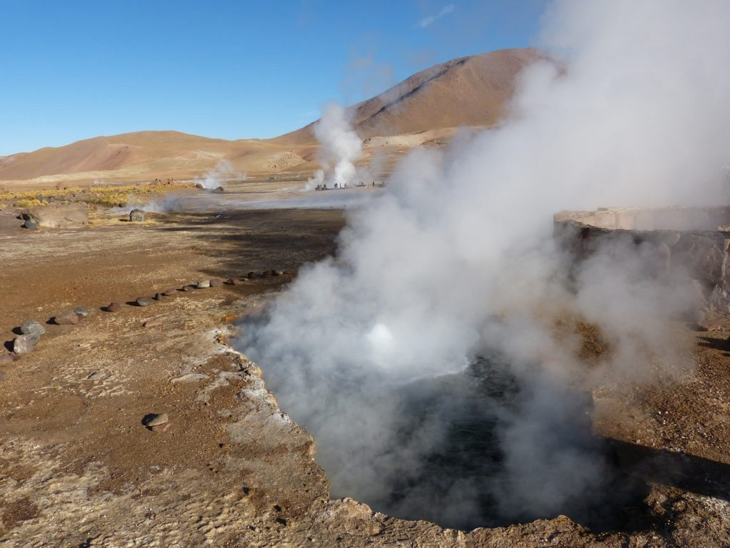 El Tatio, Chile. Credit: Pixabay, falco.