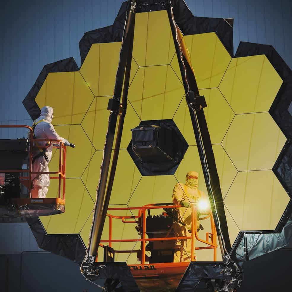 nasa james webb telescope