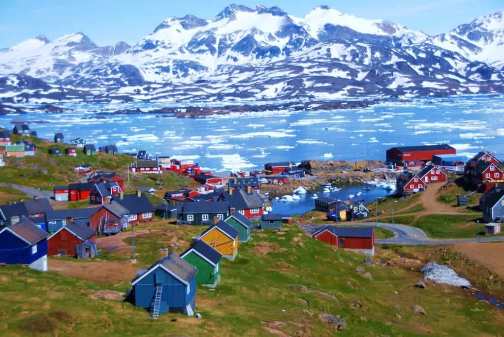 not too long ago greenland stayed ice free for 280 000 years